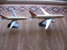 LAUDA AIR Boeing 737-300 & Boeing 767-300 TRAVEL AGENCY SET Very Old 1989 1:200!
