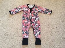 Baby Girl Size 12/18 Month Sleep And Play Onepiece