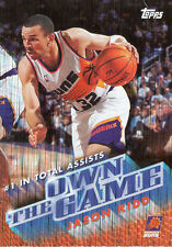1999-2000 TOPPS OWN THE GAME JASON KIDD BASKETBALL CARD