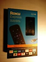 Express | HD Streaming Media Player with High Speed HDMI Cable and Simple Remote