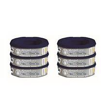 Angelcare Nachfüllkassetten für Windeleimer Dress-Up 6 Stück NEU