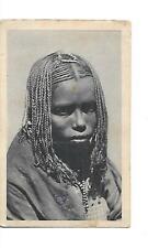 Eritrea Donna Cunama.