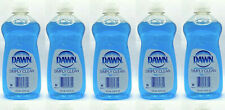 5 Dawn Original Simply Clean Hand Dish Soap Dishwashing Liquid 12.6 oz New