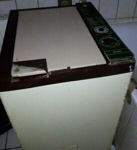 DDR Waschautomt Waschmaschine   Waschvollautomat VA  560 Waschautomat