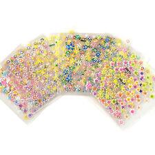 Glitter Stickers Nail Art Supplies
