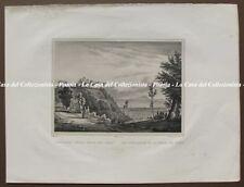 Camaldoli della Torre del Greco. Litografia da Cuciniello & Bianchi,anno 1830/33