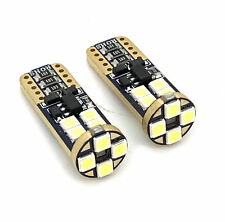 Sidelight Bulbs 3030 SMD LED W5W Canbus For Toyota Celica Corrola Verso Mr2