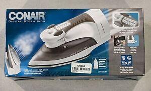 Brand New Conair Digital Steam Iron DPP3500 1500 Watt