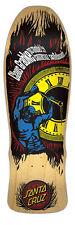 """Santa Cruz - Grabke Holding Back Time 10.1"""" Reissue Skateboard Deck"""