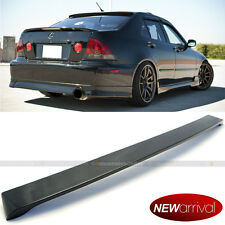 For 01-05 IS300 VIP Real Carbon Fiber Rear Window Roof Wing Spoiler Visor