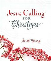 Jesus Calling for Christmas, Hardcover by Young, Sarah, Brand New, Free shipp...