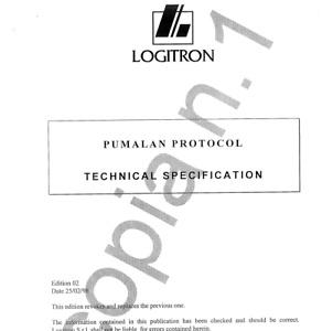 PumaLan Communication  Protocol Specs