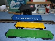 Lionel Freight Car Lot 9136 , 9120 , 9020 & Rock Island Tender