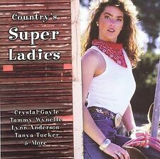 Super Ladies by Patsy Cline, Jeannie Seely, Lynn Anderson, Tanya Tucker, Tina R