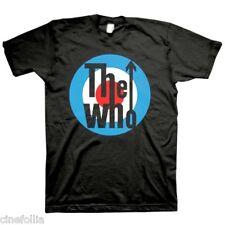 Camiseta The Who Objetivo clásico logo Suéter De Hombre oficial music group
