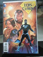 SUPERMAN LOIS & CLARK #1 1st print NM Jonathan Kent Superboy REBIRTH