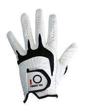 Premium Cabretta Men's Golf Glove Genuine Leather Left Hand Medium All Weather