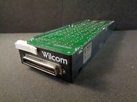 Wilcom PS-4400-04 24 Port POTS Splitter Card; No DC Blocking No Signature