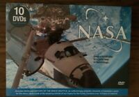 NASA: 50 YRS of Space Exploration+History of the Space Shuttle(10-Disc DVD SET)