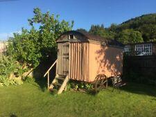 Shepherd's Hut Garden Log Cabins