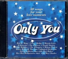 Only You Discomagic - Platters/Dean Martin/Elvis Presley/Louis Armstrong Cd Ex