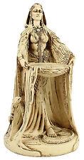 Figurine Décorative Danu celtique Déesse Décoration Mythologie Irla