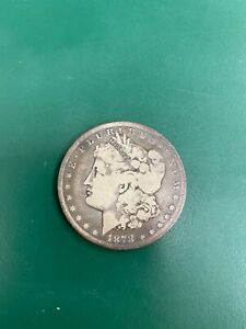 RARE!!! 1878-CC Morgan Dollar