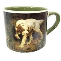 Coffee Mug Springer Spaniel Painting By American Kennel Club Ceramic Extra Large