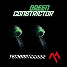Technomousse Mousse Green Constrictor MTB E-bike 27 5'' Plus Anti foratura