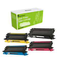 Compatible 4 PK TN115BK C Y M Toner Cartridge For Brother DCP-9040 9045 HL4040