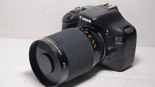 500mm lens =750mm on CANON DIGITAL 10D 70D for Wildlife Photography 1200D 5D EOS
