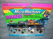 FAST TRACKS COLLECTION #36   Micro Machines Set  Camaro+    w/ Color-Change cars