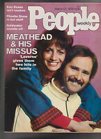 People Magazine Penny Marshall Rob Reiner Ken Kesey March 22 1976 Free S/H
