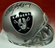 BO JACKSON AUTOGRAPHED SIGNED OAKLAND RAIDERS MINI HELMET PSA/DNA 112502