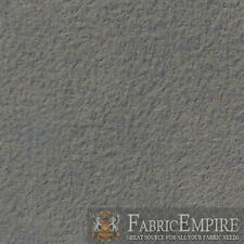 """GREY Synergy Suede Headliner Upholstery Fabric 1/8 Foam Backed 60""""W Sold BTY"""