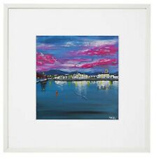 Inveraray original painting Framed giclée print from the artist Limited edition.