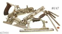 parts clean up STANLEY TOOLS 55 PLOW COMBINATION PLANE