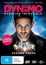 Dynamo - Magician Impossible : Series 3 (DVD, 2013, 2-Disc Set)