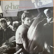 A-Ha - Hunting High And Low // LP - 1. German-Pressing 1985 - TOP condition
