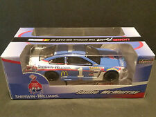 JAMIE MCMURRAY 2015 SHERWIN-WILLIAMS 1:24 Action 1/1,953 Promo Not sold in store