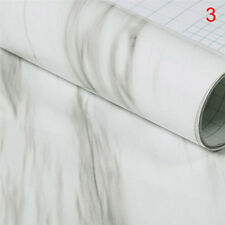 Roll Granite Marble Effect Contact Wall Sticker Self Adhesive Peel Stick Paper