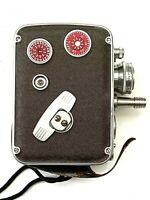 Bell & Howell 8mm Magazine 172 Chicago USA Video Camera Vintage