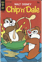 Walt Disney's Chip'n' Dale #8-9 1970 Gold Key Comics Free Bag/Board [Choice]