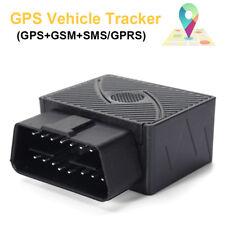 OBD AUTO TRACKER GPS LOCALIZZATORE SATELLITARE TEMPO REALE GSM SOS ANTIFURTO