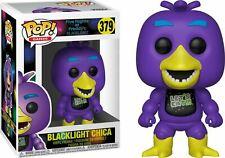 Funko De Luz Negra Chica #379 Pop! Juegos Five Nights At Freddy 'Figura de Vinilo