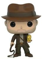FUNKO POP 199 INDIANA JONES FIGURINE EN VINYLE