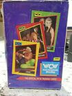 FACTORY+SEALED%2C+1991+WCW+Trading+Card+Set