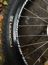 Atomlab DH Front Wheel With Nokian Gazzaloddi Tire And Hope Hub 24 Inch