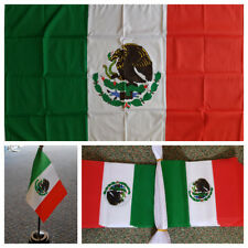 More details for mexican hand table flag mexico city food fajita chilli football hispanic tequila