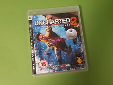 Unchartered 2 Among Thieves Sony Playstation 3 PS3 Game - SCEE